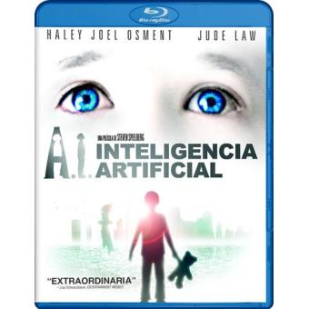 A.I.: Inteligencia artificial - Blu-Ray