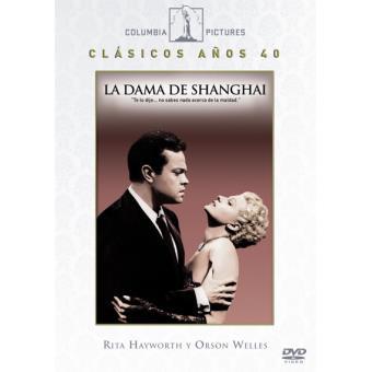La dama de Shanghai - DVD