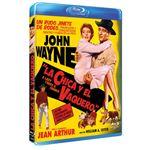 La chica y el vaquero - Blu-ray