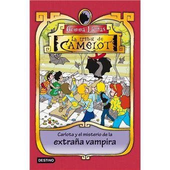 Carlota y el misterio de la extraña vampira