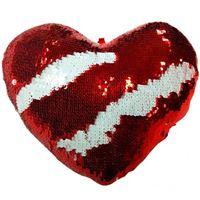 Cojín Corazón Lentejuelas
