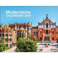 Calendari 2019 Modernisme