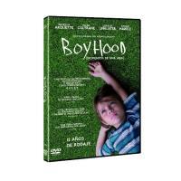 Boyhood. Momentos de una vida - DVD