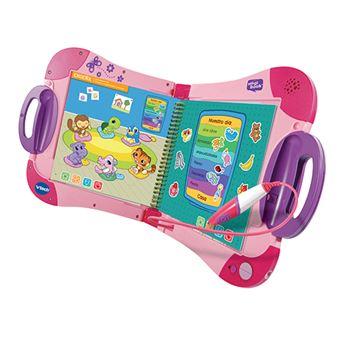 Libro digital de actividades MagiBook rosa