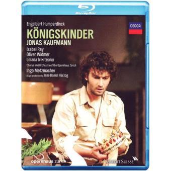 Konigskinder (Foramto Blu-Ray)