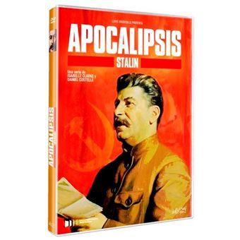 Apocalipsis: Stalin  Miniserie - DVD