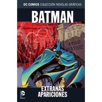 Colección Novelas Gráficas núm. 44: Batman: Extrañas apariciones