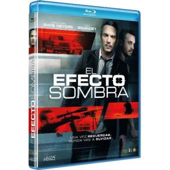 El efecto sombra - Blu-Ray