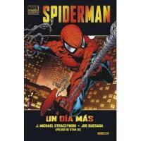 Spiderman. Un día más. Marvel Deluxe