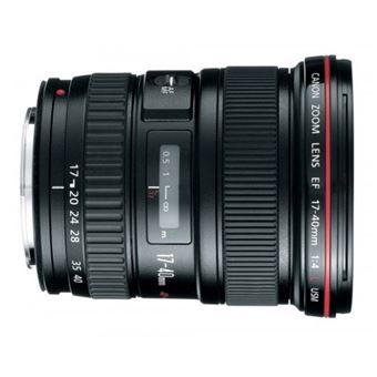 Objetivo Canon EF 17-40mm f/4L USM