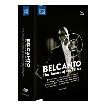 Bel Canto - Tenors of the 78 Era - DVD