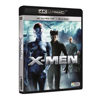 X-Men - UHD + Blu-Ray