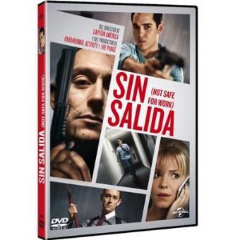 Sin Salida (2014) - DVD