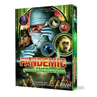 Pandemic Estado de emergencia - Expansión Cartas