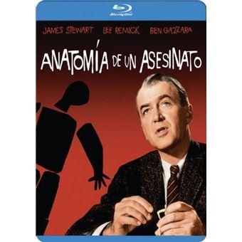 Anatomía de un asesinato - Blu-Ray