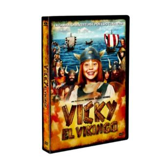Vicky el Vikingo - DVD