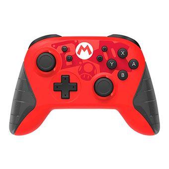 Mando inalámbrico Hori Super Mario Nintendo Switch
