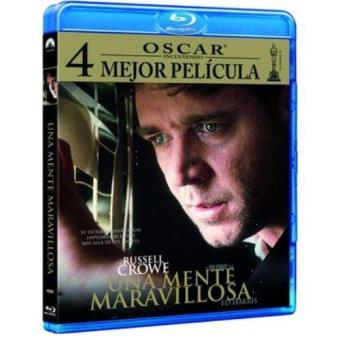 Una mente maravillosa - Blu-Ray