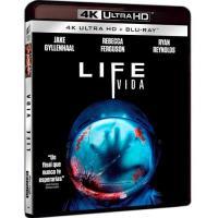Life - 4K UHD + Blu-Ray