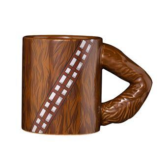 Taza 3D Star Wars - Chewbacca