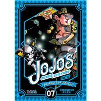 Jojo's Bizarre Adventure 3 - Stardust Crusaders 7
