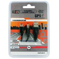 T'n'B ACGPCABLE2 Cable USB universal y TomTom