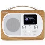 Radio Bluetooth Pure Evoke H4 Oak