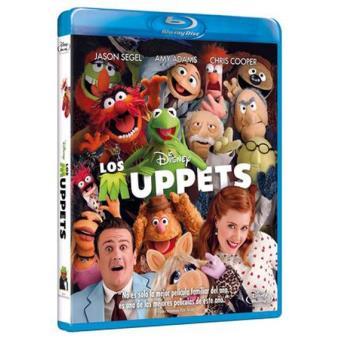 Los Muppets - Blu-Ray