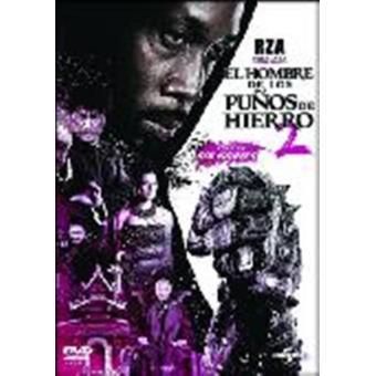 El hombre de los puños de hierro 2 - DVD