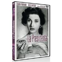 La presidenta - DVD