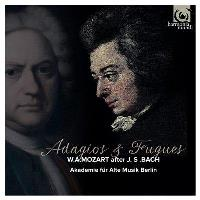 Adagios & Fugues After Bach