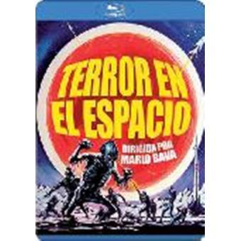El terror en el espacio - Blu-Ray