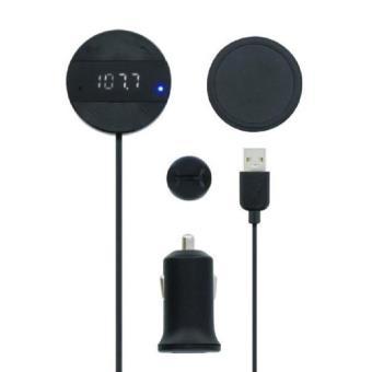 Transmisor FM TnB Bluetooth + Kit manos libres