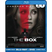 The Box - Blu-Ray + DVD