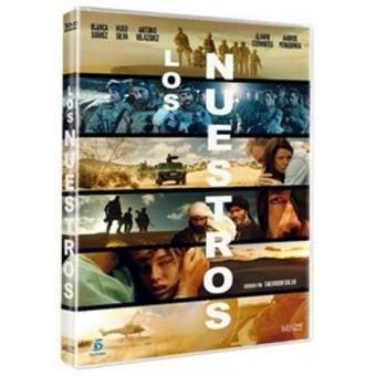 Pack Los nuestros - DVD