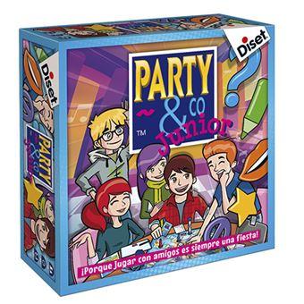 Juego Party & Co. Junior