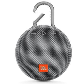 Altavoz Bluetooth JBL Clip 3 Gris
