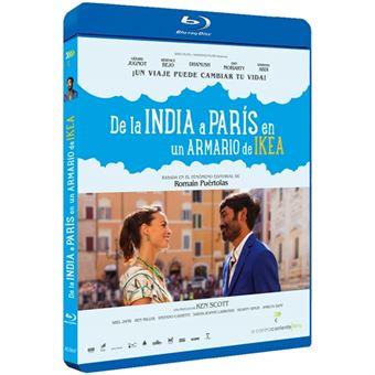 De la India a París en un armario de IKEA - Blu-Ray