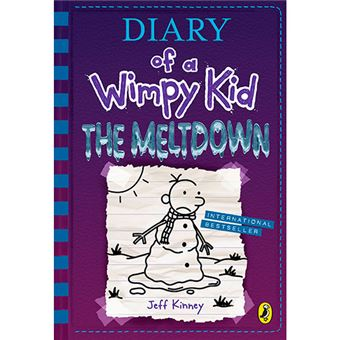 Diary of a Wimpy Kid 13 - The Meltdow