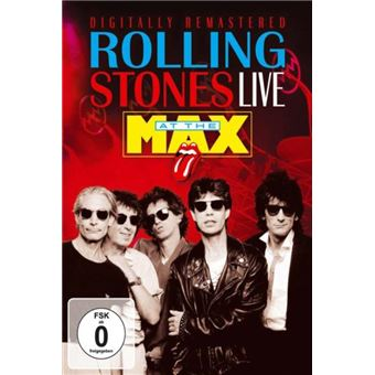 Live At The Max - DVD