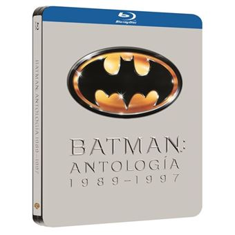 Batman Antología 1989-1997 - Steelbook Blu-Ray