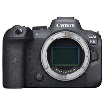 Cámara EVIL Canon EOS R6 Body