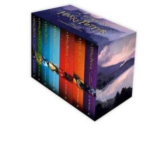 Harry PotterHarry Potter Box Set: the Complete Collection