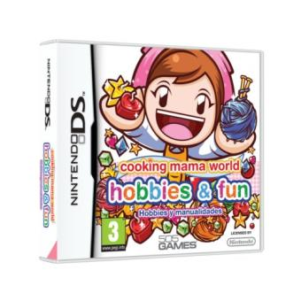 Cooking Mama World: Hobbies and Fun Nintendo DS