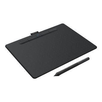 Tableta gráfica Bluetooth Wacom Intuos Medium Negro