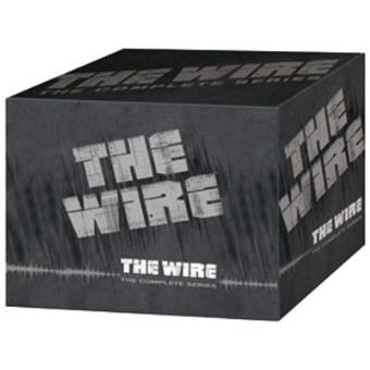 Pack The Wire (Bajo escucha) Serie Completa - DVD