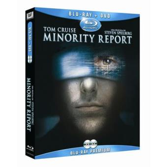 Minority Report - Blu-Ray + DVD