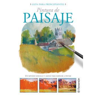 Guía para principiantes pintura de paisaje