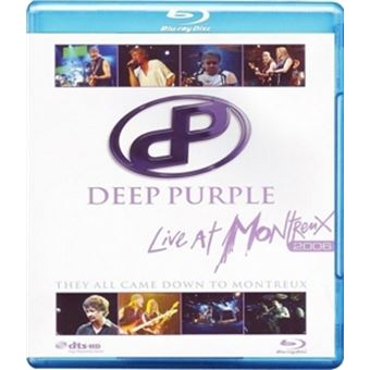 Live At Montreux 2006  - Blu-Ray