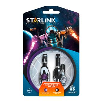 Starlink Gun Pack Crusher + Shredder Mk2